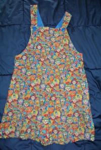 clown overalls